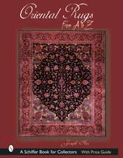 Oriental Rugs from A to Z