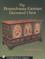The Pennsylvania-German Decorated Chest