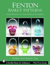 Fenton Basket Patterns
