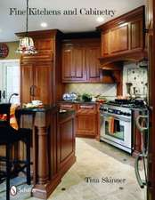 Fine Kitchens & Cabinetry:  Homes of the Master Wood Artisans