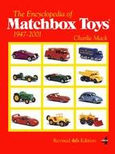 The Encyclopedia of Matchbox Toys: 1947-2001