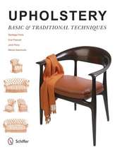 Upholstery: Basic & Traditional Techniques