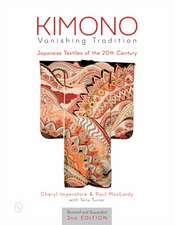 Kimono, Vanishing Tradition: Japanese Textiles of the 20th Century