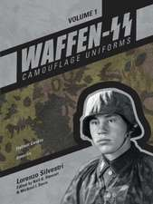 Waffen-SS Camouflage Uniforms, Vol. 1: Helmet Covers  Smocks