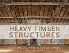 Heavy Timber Structures: Creating Comfort in Public Spaces