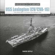 USS Lexington (CV/CVA-16)