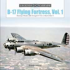 B-17 Flying Fortress, Vol. 1