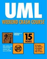 UML Weekend Crash Course