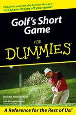 Golf′s Short Game For Dummies