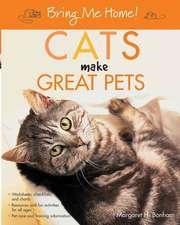 Cats Make Great Pets