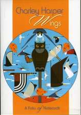 Charley Harper:  A Folio of Notecards [With Envelope]
