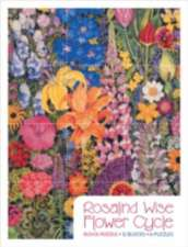 Rosalind Wise Flower Cycle Block Puzzle