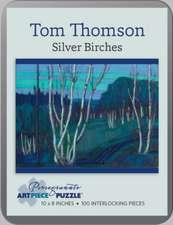 TOM THOMSON SILVER BIRCHES 100PIECE JIGS