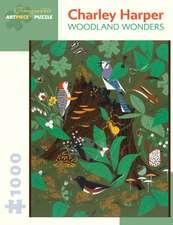 Charley Harper Woodland Wonders 1000-Piece Jigsaw Puzzle  Aa