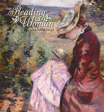 The Reading Woman Mini 2018 Calendar