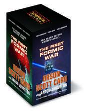 Formic Wars Trilogy Boxed Set