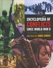 Encyclopedia of Conflicts Since World War II