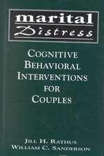 Marital Distress