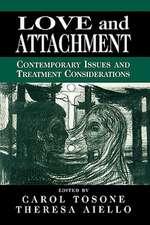 Love and Attachment