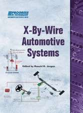 X-By-Wire Automative Systems