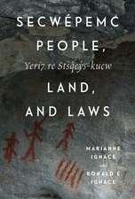 Secwépemc People, Land, and Laws: Yerí7 re Stsq'ey's-kucw