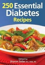 250 Essential Diabetes Recipes