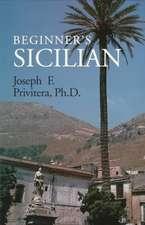 Beginner's Sicilian