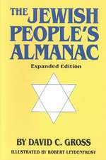 Jewish People's Almanac, Expanded Edition