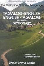 Tagalog/English-English-Tagalog Standard Dictionary:  Romanized