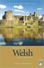 Beginner's Welsh [With 2 CDs]:  Marathi-English/English-Marathi