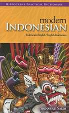 Modern Indonesian-English/English-Indonesian Practical Dictionary