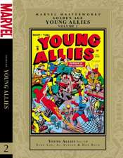 Marvel Masterworks: Golden Age Young Allies - Volume 2