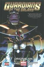 Guardians Of The Galaxy Volume 4: Original Sin