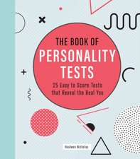 The Book of Personality Tests