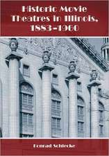 Historic Movie Theatres in Illinois, 1883-1960