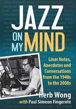 Jazz on My Mind
