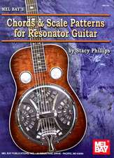 Chords & Scale Patterns for Resonator Guitar:  Traditional American Fiddle Tunes [With CD]