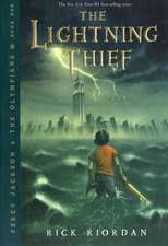 The Lightning Thief : Percy Jackson and the Olympians vol 1