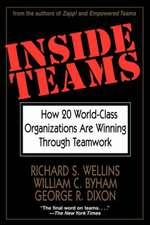 Inside Teams: How 20 World–Class Organizations Are Winning Through Teamwork