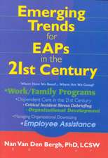 Emerging Trends for EAPs in the 21st Century