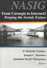 From Carnegie to Internet2:  Forging the Serial's Future