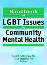Handbook of Lgbt Issues in Community Mental Health:  Finding Hope in the Midlife