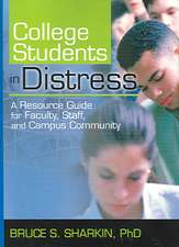 College Students in Distress