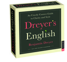 Dreyer's English 2022 Day-to-Day Calendar