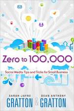 Zero to 100,000