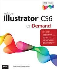Adobe Illustrator Cs6 on Demand