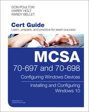 McSa 70-697 and 70-698 Cert Guide