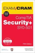 Comptia Security+ Syo-501 Exam Cram