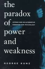 The Paradox of Power and Weakness
