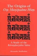 Origins of Om Manipadme Hum the